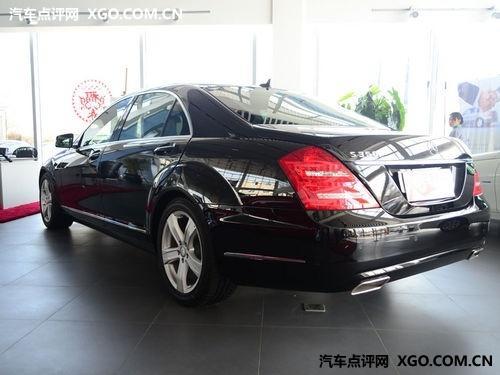 售139.8-218.8万 奔驰S级3款换芯版上市
