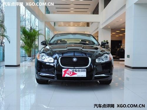 2011款 捷豹XF XF 3.0L V6 75周年纪念版