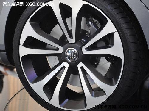 搭1.5VVT发动机 上汽MG5于明年6月量产