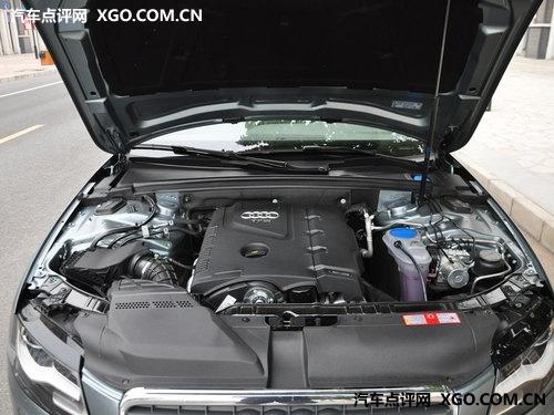 奥迪A4L最高优惠达5.78万 购车送装潢