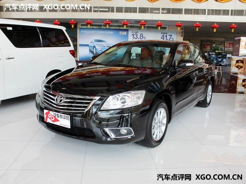 广汽凯美瑞优惠1.5万元