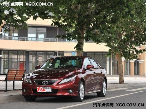 丰田锐志全系优惠1.4万元现金 店内现车