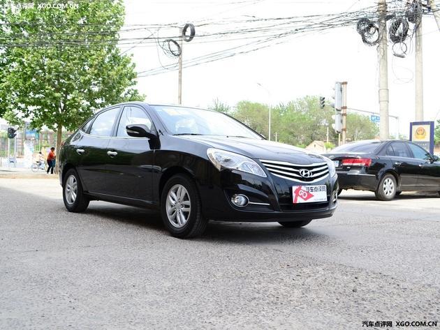 沧州北京现代悦动优惠1.6万元 现车充足