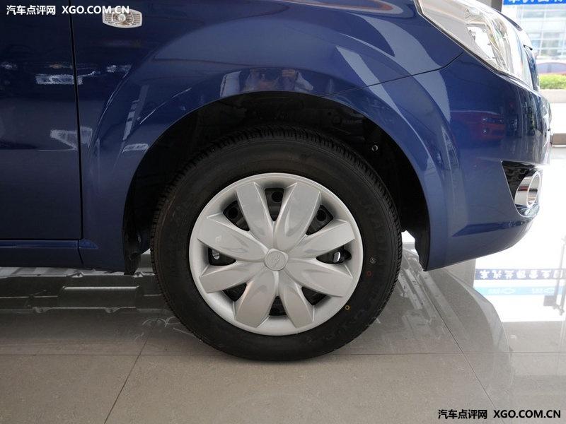 上海通用雪佛兰海星蓝2010款 乐风 1.4MT风度版其它与改装图片高清图片