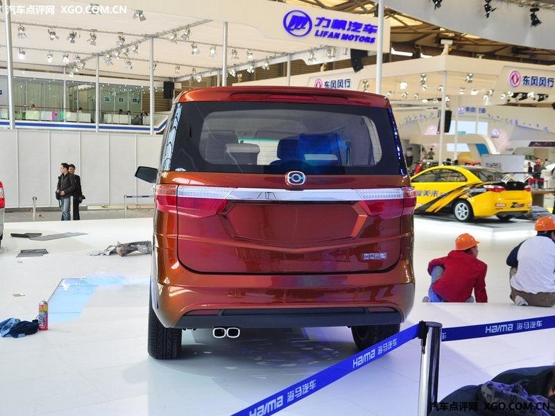 海马郑州2009款 福仕达 1.0l超值版lj465q 2ae6其它与改装图高清图片