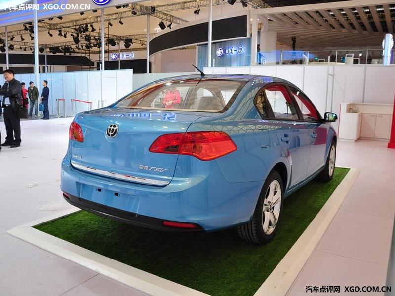 华晨中华名士蓝2011款 骏捷fsv 1.5mt舒适型车身外观图片3058563 高高清图片