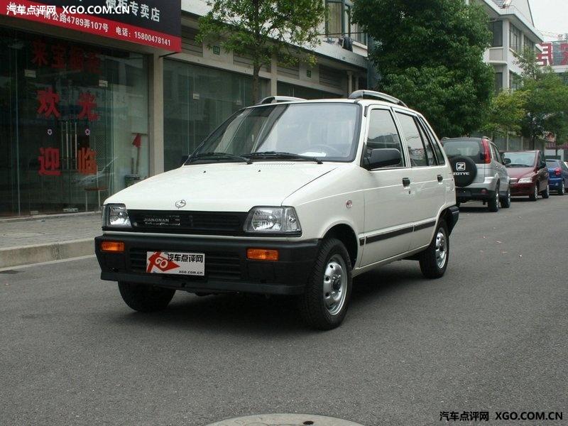 车2010款 江南tt 0.8l 舒适型车身外观图片 高清图高清图片