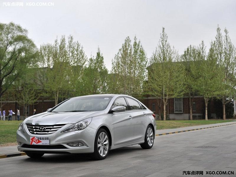 北京现代2011款 索纳塔八 2.4 自动尊贵版其它与改装图