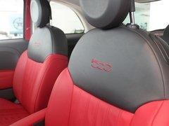 与MINI争宠 魅力小车菲亚特500配置解读