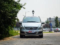 奔驰唯雅诺降2.7万送装潢 高端商务MPV