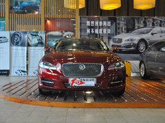 捷豹XJ现金优惠10万元 有紧俏现车在售