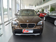 宝马X1优惠3.75万有现车 豪华跨界SUV