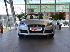 奥迪TT南京最高优惠5万 现车在售送保险