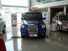 英伦TX4南京最高优惠3万 少量现车