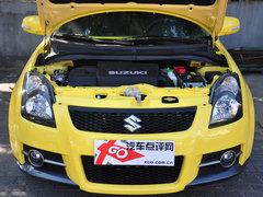 铃木雨燕累计优惠6千元 部分车型需预定