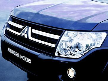 帕杰罗速跑 海外 三菱帕杰罗速跑 海外 汽车报价及图片 帕杰罗速跑 海高清图片