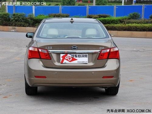 比亚迪G61.5TI 陕西信天游4S店现已到店