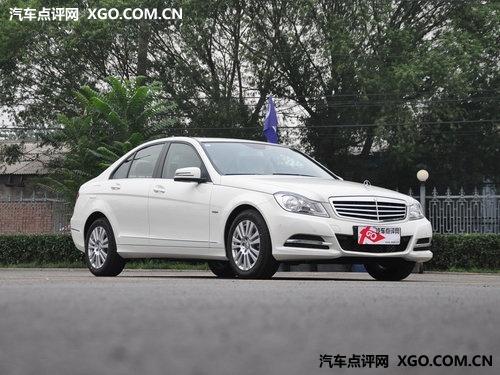 2011款奔驰C级优惠6.5万 优惠堪比老款