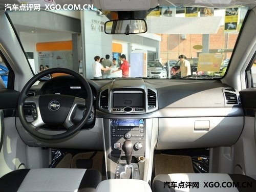 售21.98-22.58万 科帕奇城市版车型上市