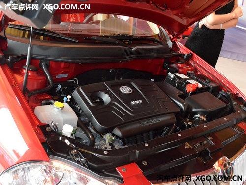 预计售6万起 中华H330上海车展将上市