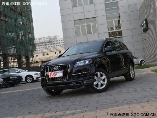 多金男首选 四款主流高端SUV车型推荐