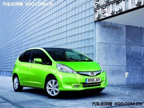 本田电动车2012年入华 在广汽进行量产