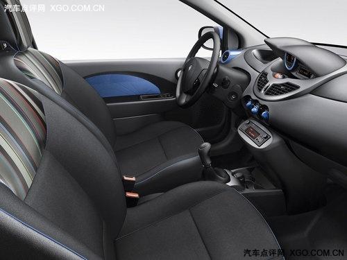 动力配置更丰富 雷诺推出2013款Twingo