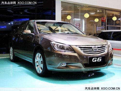 比亚迪g6潍坊购车需预定 暂无其他优惠 高清图片