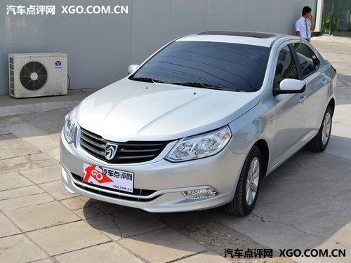 宝骏630三月推出新车型