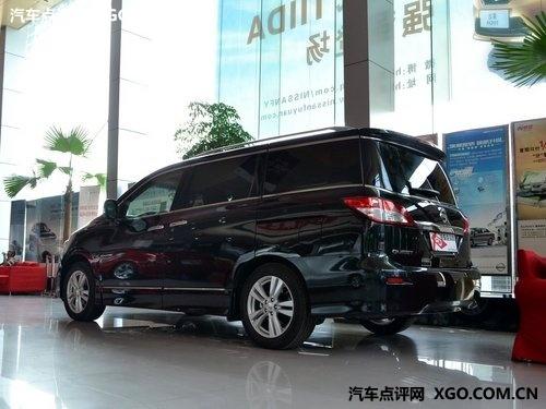 售价66.8万元 日产新一代贵士正式上市
