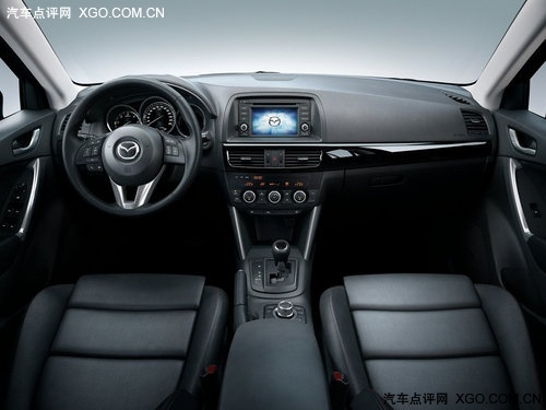 先进口后国产 马自达CX-5国内低伪曝光
