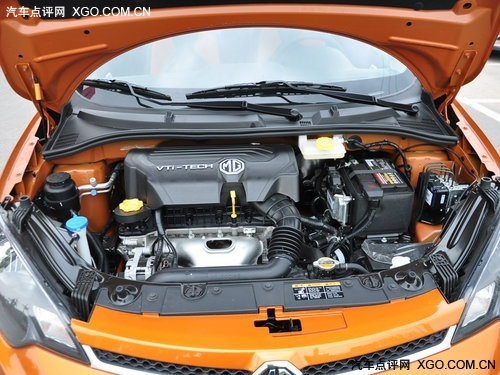 MG3 X-cross有现车到店 外观再次升级