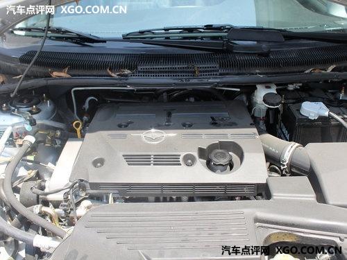 海马普力马发动机高清图片