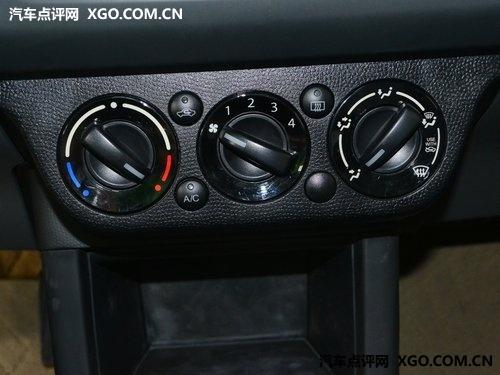 各有所长 上汽MG3静态对比长安铃木雨燕