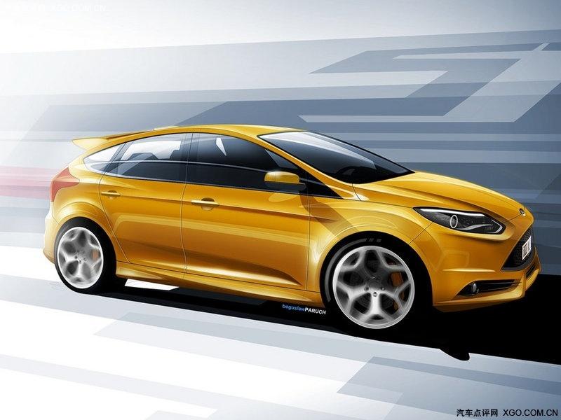 福特进口福克斯 2013款2.0tst标准版图片3184854_高清