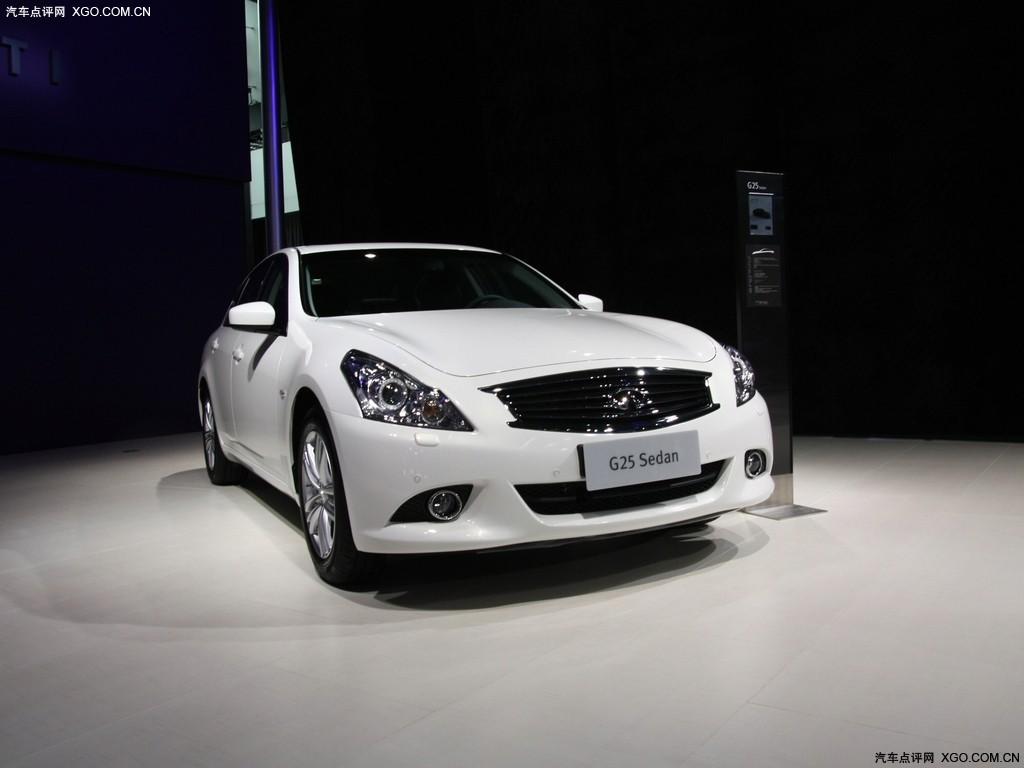 图片列表 英菲尼迪 英菲尼迪q60 2010款sedan豪华运动版