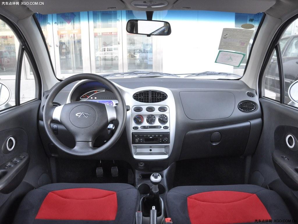 奇瑞汽车2012款 qq3 运动版 1.0 mt启航型其它与改装高清大图