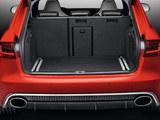 奥迪RS 4后备箱