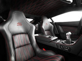 V12 Zagato前排空间