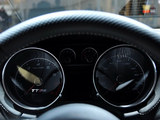 奥迪TT RS仪表盘