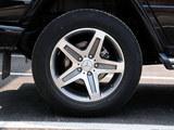 奔驰G级AMG车轮