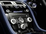 V8 Vantage中控台