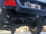 锐骐多功能车备胎