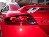 奥迪TT RS后灯