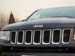 拒绝程式化生活 实拍2012款Jeep指南者