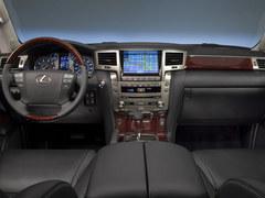 雷克萨斯LX570接受预订 3个月内可提车