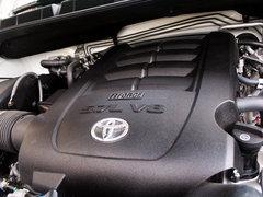 全尺寸大型SUV 丰田红杉现金降17.2万