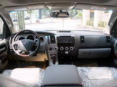 丰田红杉现金降17.2万 全尺寸大型SUV
