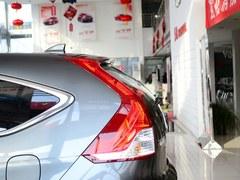 suv销量冠军 本田CR-V新旧款对比实拍