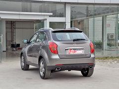 2011年度SUV车型汇总